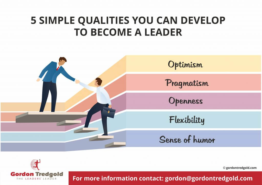 5 Simple Qualities You Can Develop To Become a Better Leader