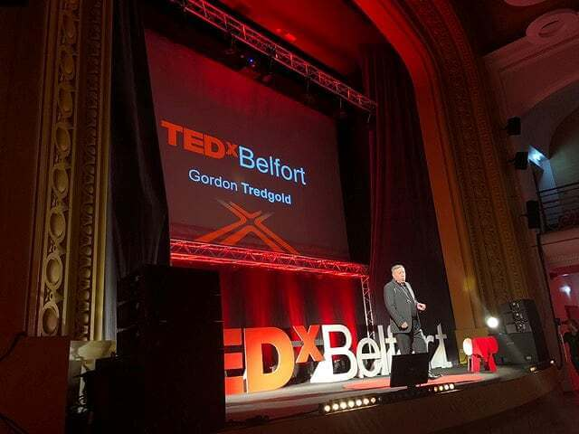 My Little Secrets For Your Big Success (TedX Belfort)
