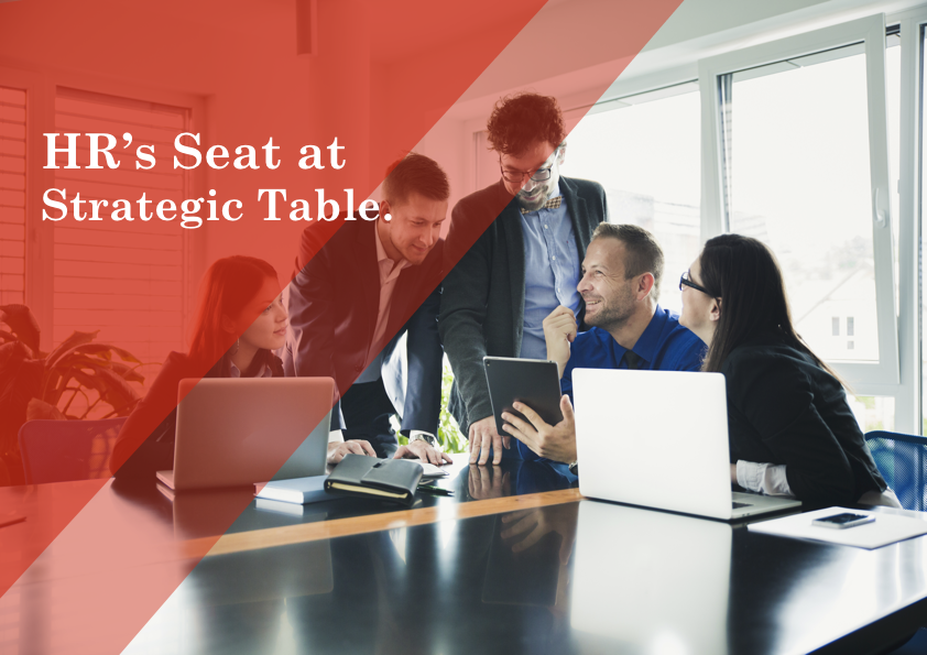 Should HR have a seat at the strategic table?