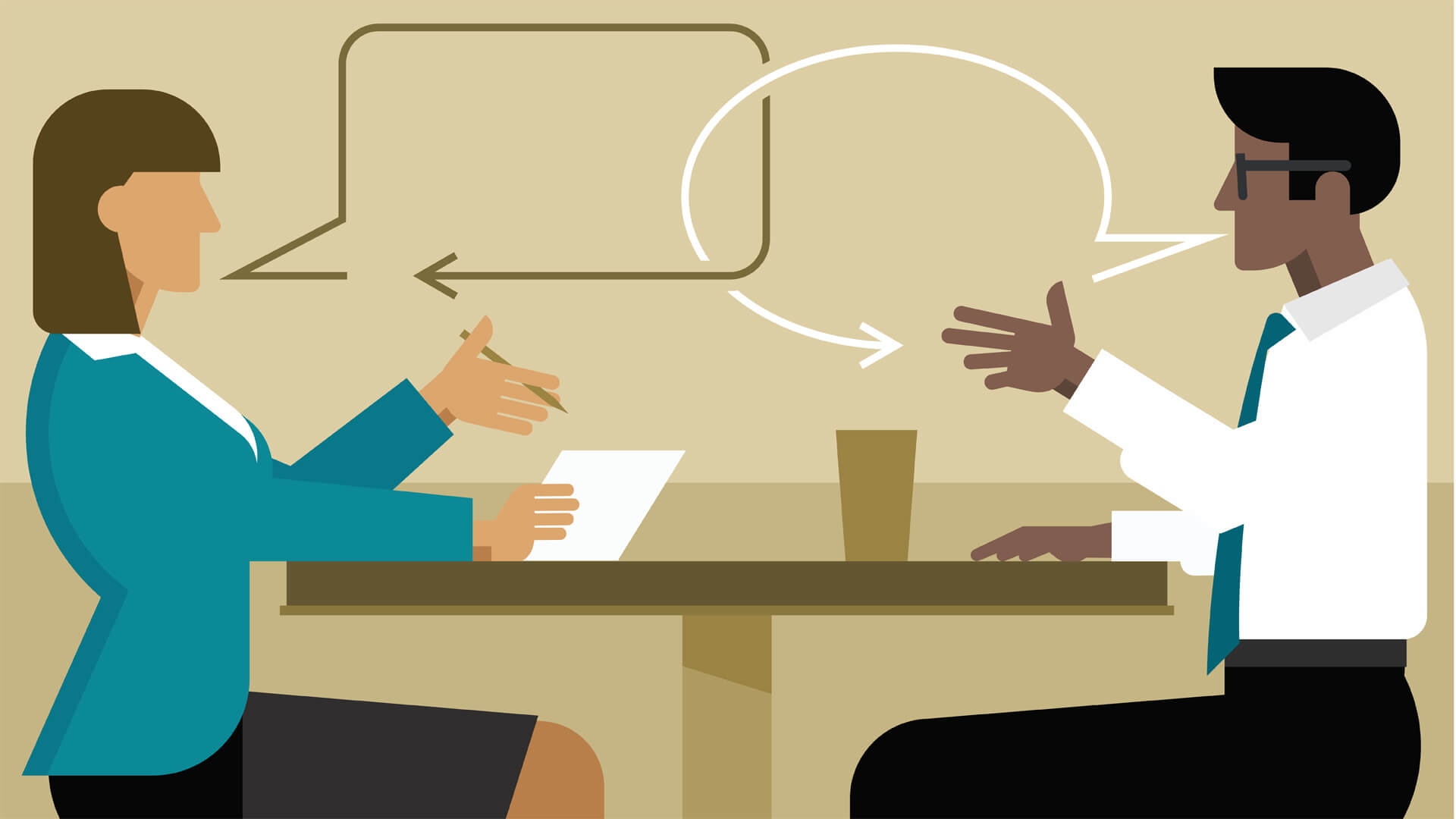 How communication skills are impactful in interviews?